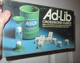 adlib vintage game mille borne