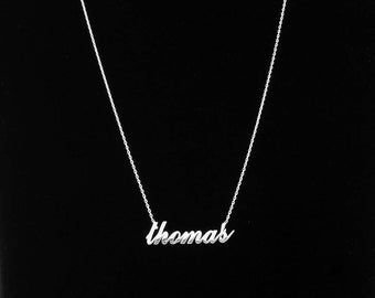 Name Necklace, New Year Gift