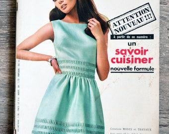 Magazine Modes & work 822 - June 1969 (Vintage)