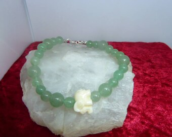 GEMS - AVENTURINE bracelet