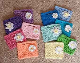 Crochet Pattern: Girls Purse