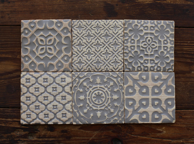 Handgefertigte Keramik rustikale Fliesen für Küche/Bad