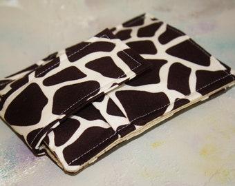 Cell Phone Sleeve, Iphone Sleeve, Phone Case, ipod sleeve, phone cozy in Giraffe