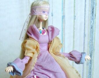 Art dolls handmade ooak Art clay doll Boudoir doll Ooak art doll Interior doll Decorative doll Ooak collectible Fairy doll handmade Fashion