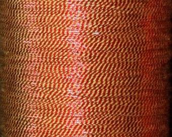 Goldwork 371 Thread - Burning Embers - Benton & Johnson passing/couching thread/synthetic thread/metallic thread - 562/0504