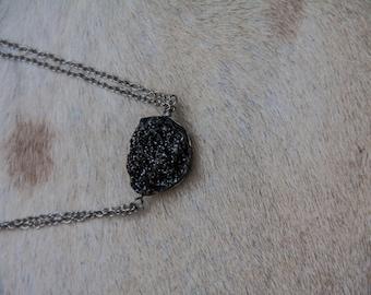Druzy Agate Geode Bracelet