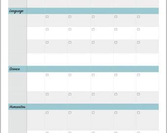 PDF Student Curriculum Planning Set