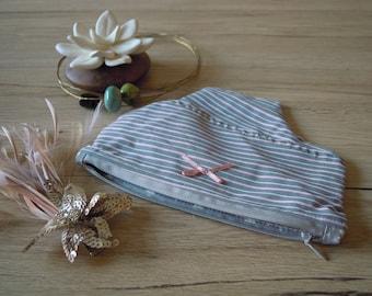 Bold striped Pocket
