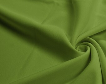 Kiwi 60'' Solid Stretch Scuba Knit Fabric by the Yard - Style 3044