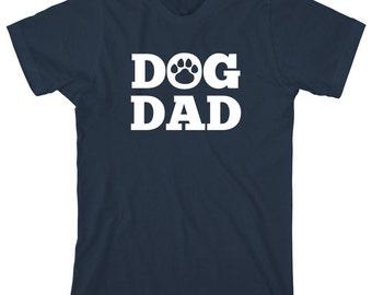 Dog Dad Shirt - gift idea, dog lover shirt, rescue dog, canine, gift idea for husband, gift idea for boyfriend - ID: 1640