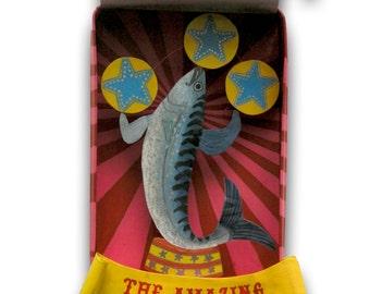 Fish Tin - The Amazing Juggling Fish!