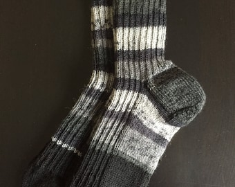 Hand Knitted Socks nr 21