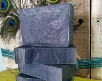 Charcoal Cedar Soap