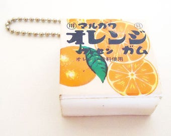 Chewing Gum Charm.Handmade Proyects. Japanese