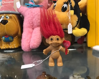 I Love You This Much Troll Doll Russ
