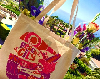 Beach City Tote