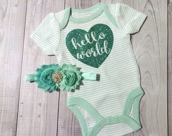 baby shirt, Baby Girl, coming home outfit, newborn, baby girl take home outfit, newborn, baby outfit, baby, baby girl clothes, name, gift