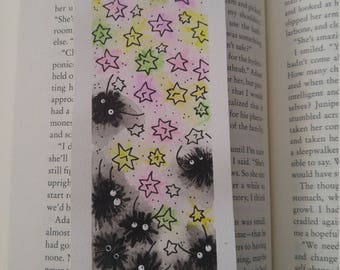 Soot Sprite and Candy Bookmark