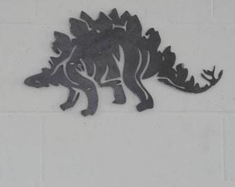 Stegosaurus Dinosaur Wall Art
