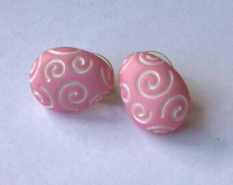 Spring Easter Egg Earrings
