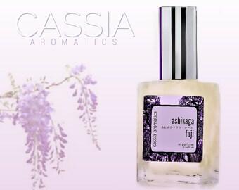 Pink Wisteria Perfume Ashikaga Fuji Oil Perfume Florlental Soft Feminine Floral