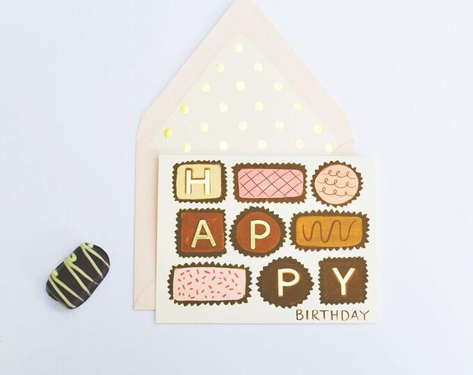 Happy Birthday Chocolates