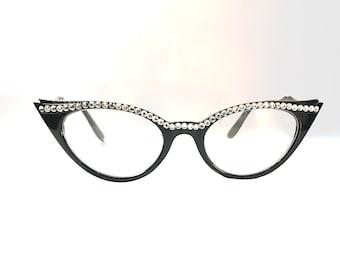 Swarovski Crystal Readers Reading Glasses  +1.00 +1.50 +1.75 +2.50 +3.00 +3.50