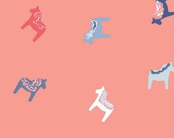 Katarina Roccella - In Blue - Dalazoet - Art Gallery Fabrics (INB-36639) - 1 Yard