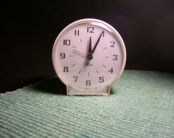 Windup Alarm Clock Westclox Alarm Westclox Rex WORKING Vintage
