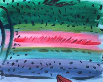 Rainbow Trout No. 1