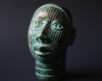 Benin Style Head