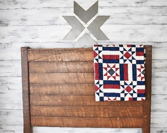 Wood Headboard, Reclaimed Wood, Twin Headboard, Queen Headboard, Rustic Furniture, Beach Decor, Primitive Decor, Distressed Headboard,