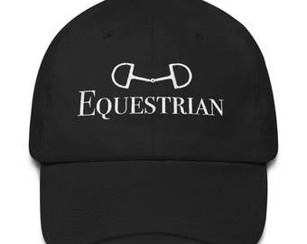 Equestrian Baseball Cap
