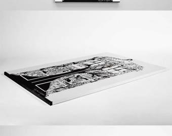 Unique Dr. Who Framed Print