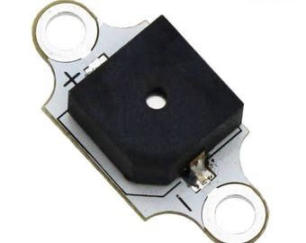 Electro-Fashion, Sewable Buzzer sewable electronics e textiles e-textiles buzzer