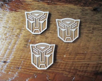 Transformers pins or magnets