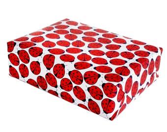 Ladybug Gift Wrap