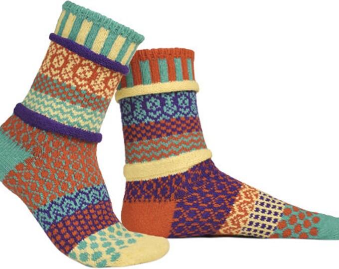 Solmate Socks - Dawn Crew