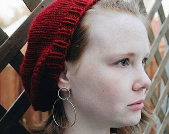 Slouchy Beret