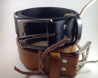 Pila Luxuria Adult Full-Grain Leather Belt