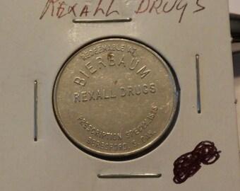 Bierbaum Rexall Drug Beresford S. Dakota Good For 5c