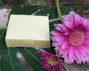 """All Natural Soap,citrus and cedarwood,""""Escape"""", coconut oil and shea butter"""