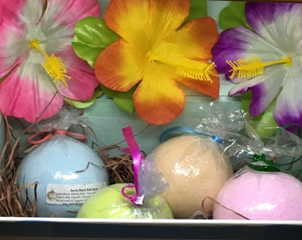 Mother's Day Bath Bombs Set