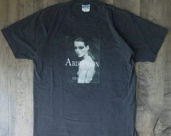 Abduction Cosmic Odur Tee Size L
