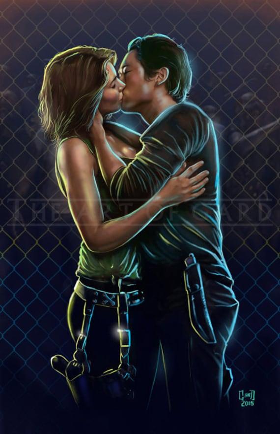 Maggie & Glenn (The Walking Dead)