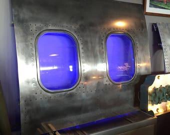 Fuselage Art, Boeing 737 Southwest Airplane Window