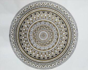 Mandala Art IV