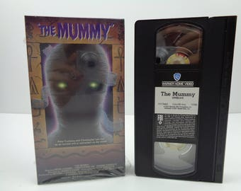 The Mummy VHS Tape (1959) Peter Cushing Christopher Lee