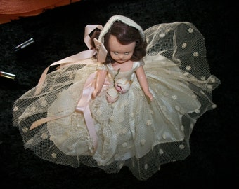 Nancy Ann Storybook Doll from the 1950's