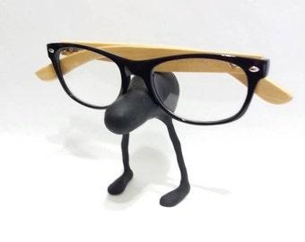 Eyeglass holder, Eyeglass stand, Reading glasses holder, glasses display